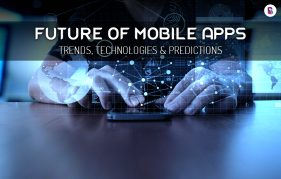 Future Of Mobile Apps Banner