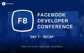 Facebook Developers Conference Image