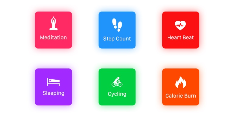 Features of Fitness Activity Tracking Apps