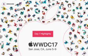 WWDC17 Day 1