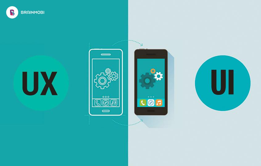 Mobile App Design Basics User Experience Vs User Interface