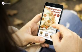 restaurants go mobile