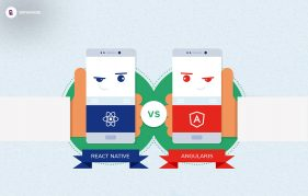 angularjs vs react