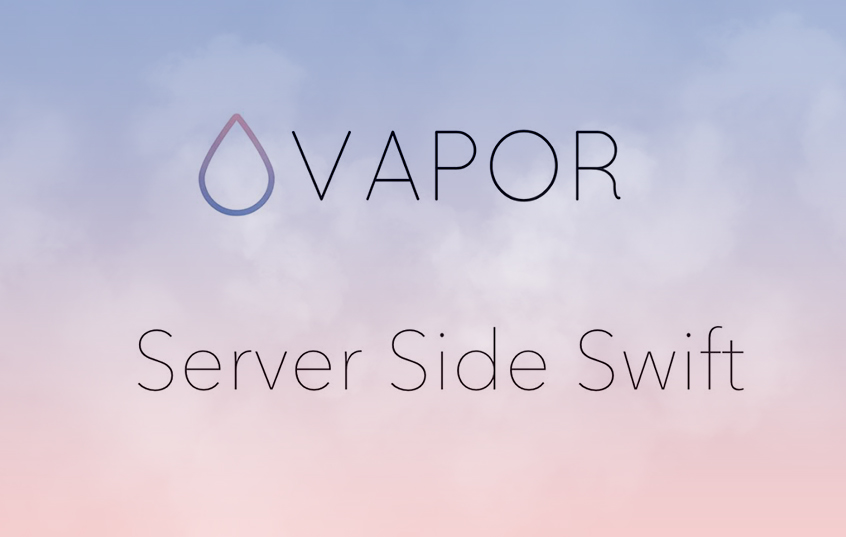 Vapor: Server-Side Swift Framework