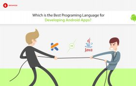 Kotlin vs Java - Which is the best programming language for developing android apps