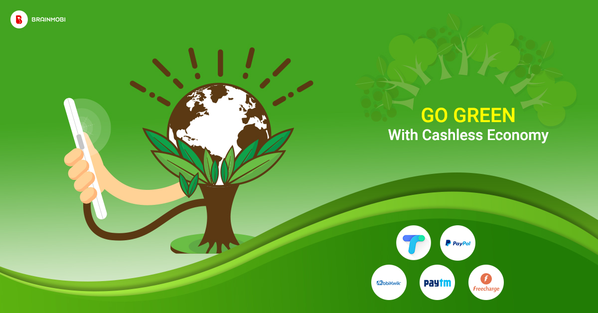 Go Green · Mobile App Development | BrainMobi Blogs and News