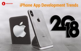 iphone application development trends