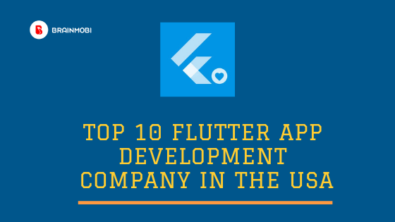Top 10 Flutter App Development Company in USA
