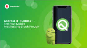 Android Q Bubbles