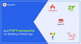 PHP framework for mobile app